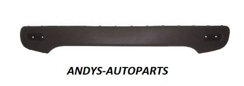 CITROEN C1 2005 - 2014 Rear Bumper Moulding Black